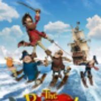 Kalózok - A kétballábas banda (The Pirates! Band of Misfits, 2012)