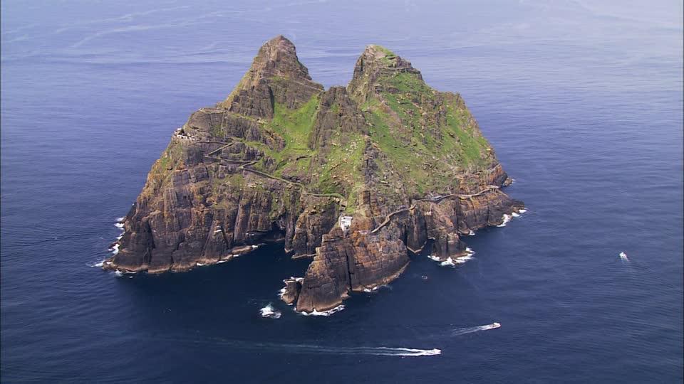 Skellig Michael Island