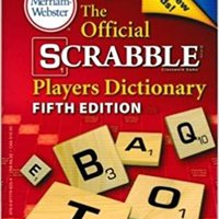 ;READ; Official Scrabble Players' Dictionary. arenas regional Voice Download GRAPHIC obtener Reserva health