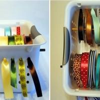 Így tároljuk a szalagokat egyszerűen [DIY] +fotó