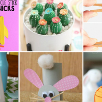 Húsvéti kézműveskedési ötletek gyerekeknek (is)