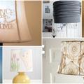 Egy régi lámpabúra 27 új élete - kreatív újrahasznosítás