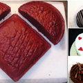 Így készíts szív alakú tortát vagy muffint tortaforma nélkül!