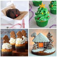 A legszebb karácsonyi süteménydekorációk