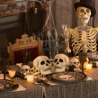 Halloween meghódítja a vacsoraasztalt is