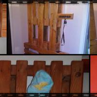 Ilyen bútorokat készíthetsz Te is raklapokból - mi megcsináltuk! +fotók