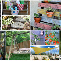 13 kerti ötlet, amitől minden életre kel a ház körül és legalább egyet neked is ki kell próbálnod