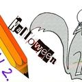Rémes rajzok halloweenre - Neked is menni fog [rajzsuli] +nyomtatható sablon
