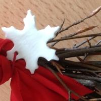 Így készíts hófehér karácsonyfadíszt szódabikarbónából! +recept +fotó
