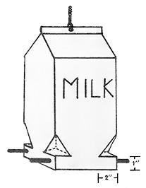 071 country lore - milk carton bird feeder.jpg