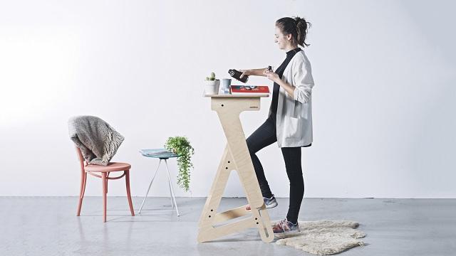 Az állóasztal tényleg csak egy hipster marhaság? Előnyök és