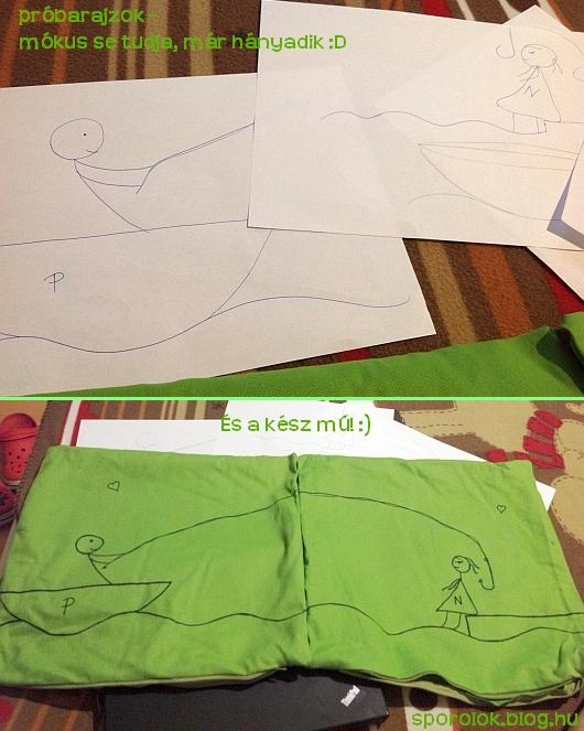 Így készíts szerelempárnát! +fotó - A mókusok spórolnak. da0ece439e