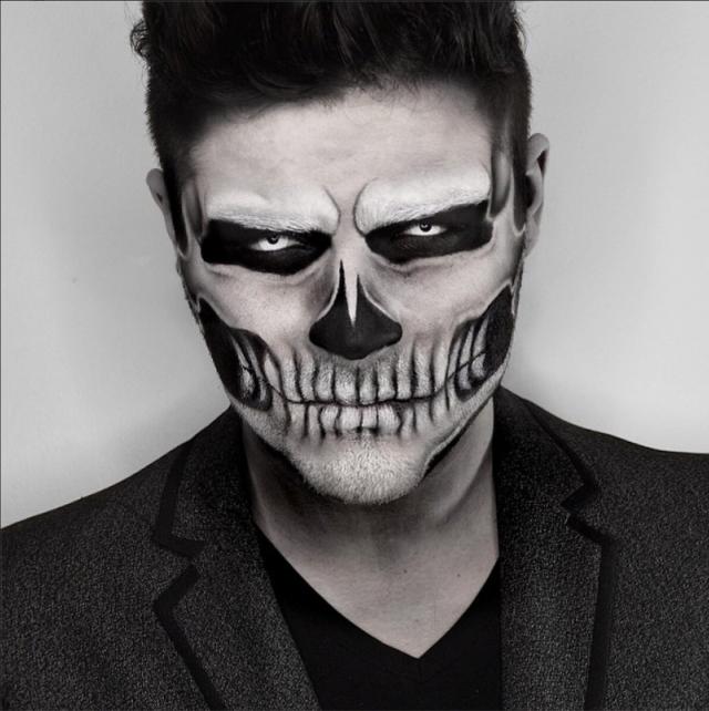 Halloween Sminkek.143 Jelmez Es Sminkotlet Halloweenre Ha Te Akarsz A Buli
