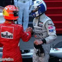 Mit üzennek volt versenytársai Schumacher-nek?