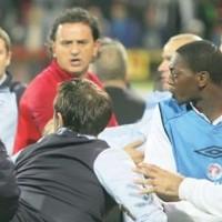 Anglia is felháborítónak tartja az UEFA döntését!