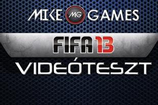 FIFA13 Videóteszt