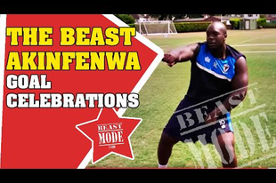 Te döntheted el, hogyan ünnepelje Adebayo Akinfewa a gólját!