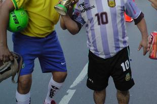 """""""Ronaldo és Maradona"""", avagy hülyeség felsőfokon"""