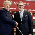 Georges Leekens lesz a magyar futball megmentője?