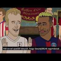 Ki ölte meg Neymart a Bajnokok Házának vacsorapartiján? | A BAJNOKOK S1E08
