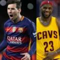 A világ legjobban kereső férfi sportolói