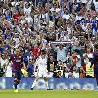 Bajnokin még nem volt teltház a Real Madridnál
