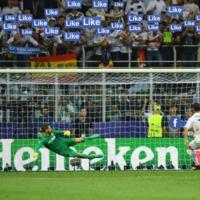 Megállíthatatlanul lájkolunk és ezt a labdarúgóklubok is élvezik