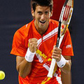 Djokovic megállította Nadalt - Elmaradt a történelmi győzelem
