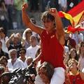 Spanyol - Argentín párharc a Davis-kupában