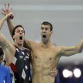 Peking 2008: Úszás: Óriási amerikai világcsúcs 4X200 gyorson, Phelps újabb aranya