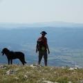Kutyával a Júliai Alpokban 3. nap: Kovk, Zagolic, avagy a Karszt fennsík