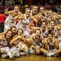 Pozitív minták a magyar sportból: női kosárlabda