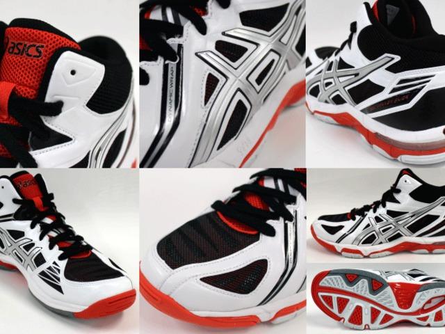 Mizuno & Asics röplabdás cipők
