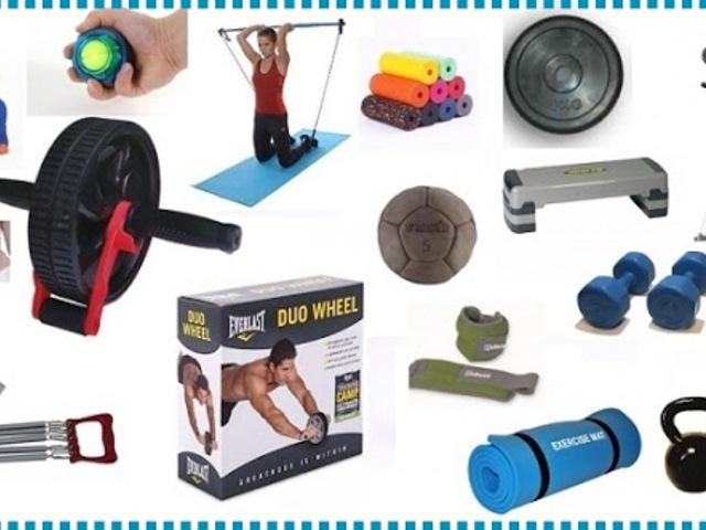Fitnesz sporteszközök és fitnesz felszerelés