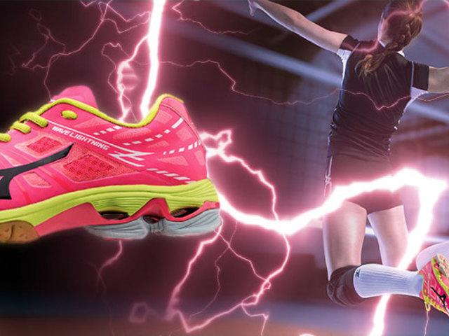 ITT vannak: Mizuno kézilabdás & röplabdás cipők