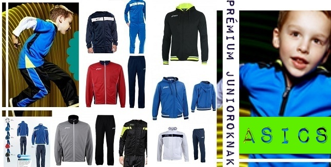 Prémium szabadidőruha junior sportolóinknak 19cfd62883