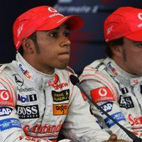 Lewis Hamilton párjai