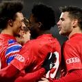 Hatalmas szabadrúgás gólt lőtt a Bayern sztárja