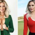 Már több mint hárommillió követővel rendelkezik a világ legszexibb golfozónője