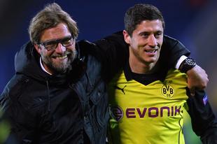 Robert Lewandowski szerint nem lehet átverni Jürgen Klopp-ot