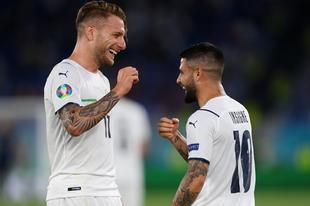 A védekező törököket felőrölte az olasz válogatott