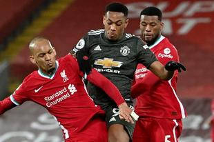 A színtévesztők panaszt tettek a Liverpool - Man Utd mérkőzés után