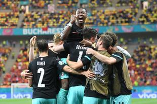 Az osztrákok megszerezték az első EB győzelmüket