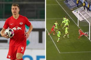 Willi Orbán gólja döntetlent hozott az RB Leipzig-nak