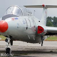 L-29 Delfin emlék