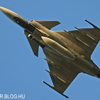 Kommentár nélkül - Gripen és Litening képekben, kiképzési repülés Kecskeméten