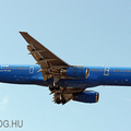 Blue Bird - Astraeus Airlines Boeing 757