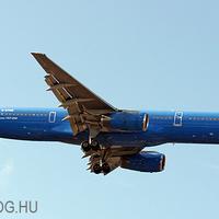 Blue Bird - Astraeus Airlines Boeing 757