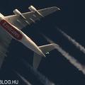 Emirates A380 A6-EDI