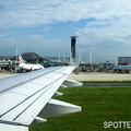 Air France fészek - spotterkedés Párizsban a CDG-n